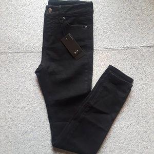 {Armani Exchange} High Rise Super Skinny Jean